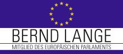 Bannr Bernd Lange 250x110
