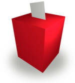 Wahlurne 200