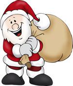 Weihnachtsmann 150